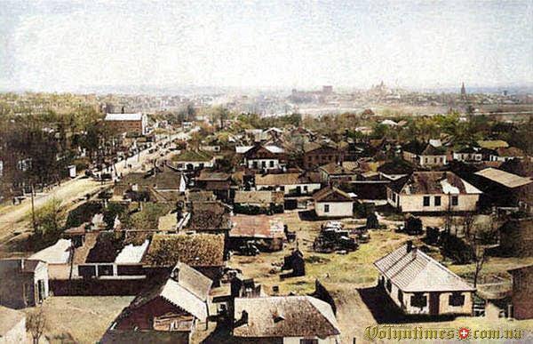 1910-і, Вид на Красне