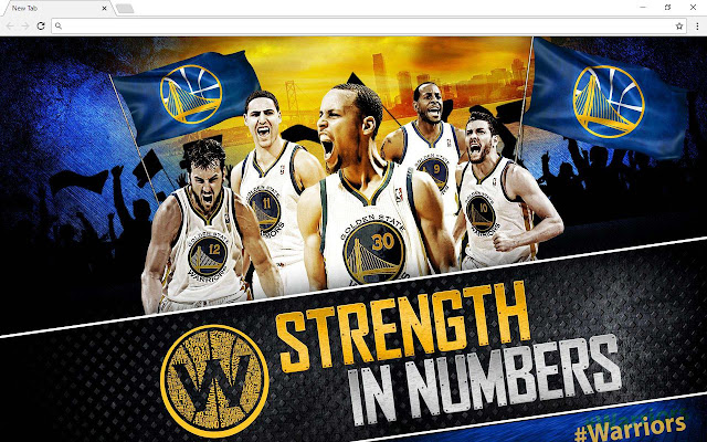 Golden State Warriors NBA Wallpapers
