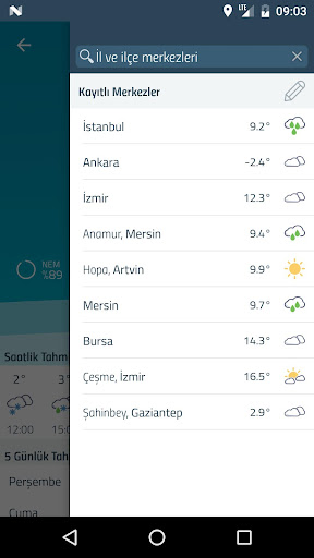 Meteoroloji Hava Durumu for PC