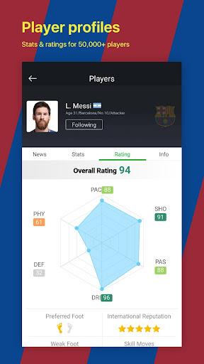 All Football - Barcelona News & Live Scores 3.1.6 BL Screenshots 6