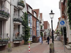 Photo: Schlossgang nach Süden