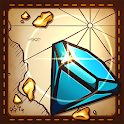 Jewels and gems - match jewels puzzle icon