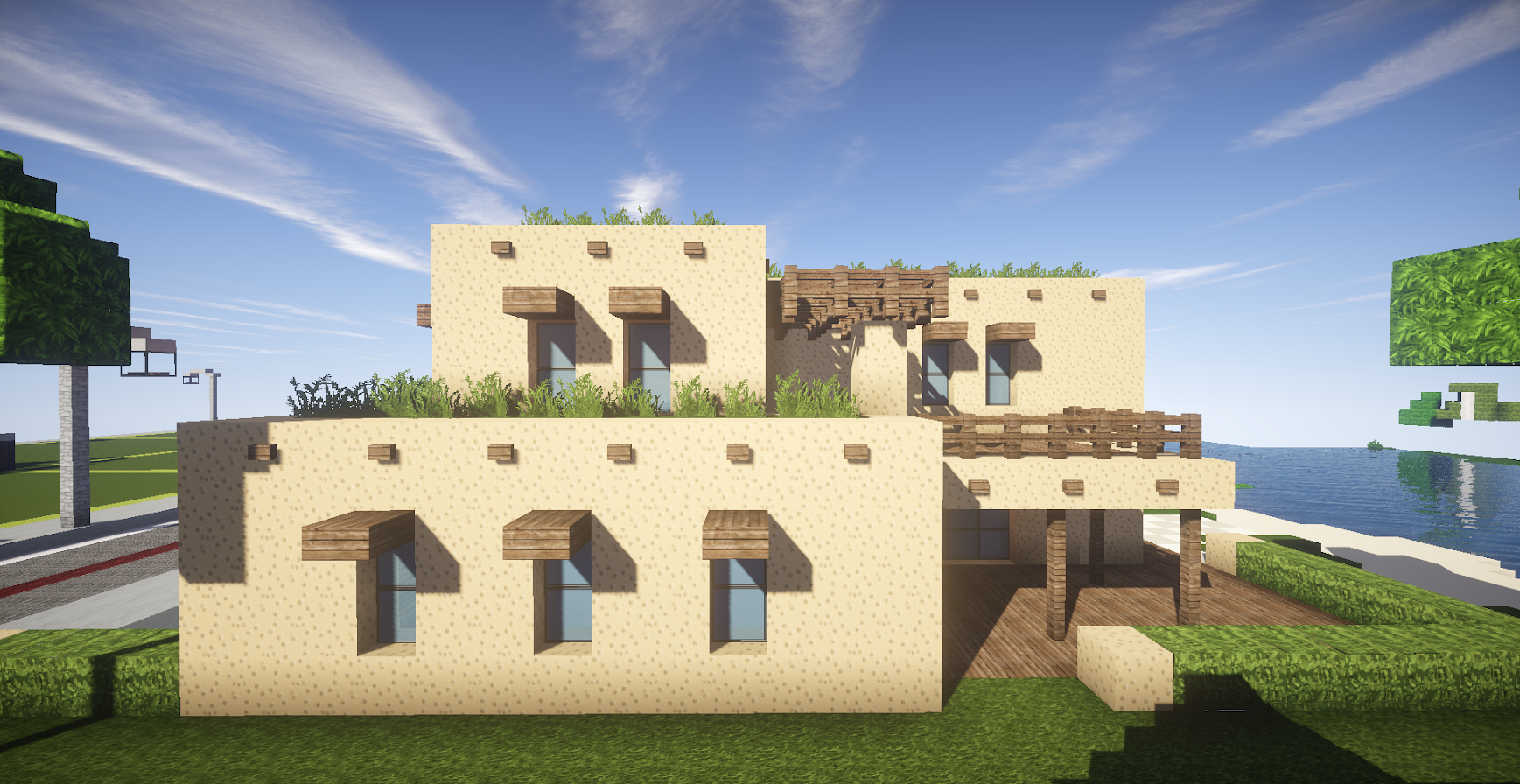 Galerie Plans De Maisons Pour Minecraft Edit Plans