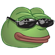 Figurinhas Pepe the Frog -  Stickers WastickerApps