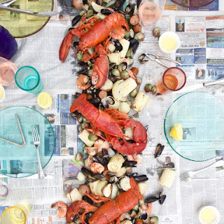 Clambake on the Grill.