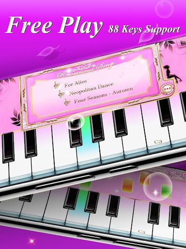 Piano Pink Master: Magic Music Tiles 1.10 screenshots 10