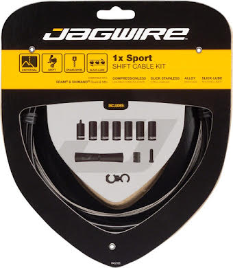 Jagwire 1x Sport Shift Cable Kit SRAM/Shimano alternate image 1