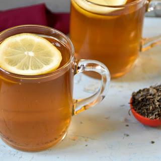 Lemon Cinnamon Green Tea.