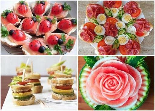 DIY食品装饰理念
