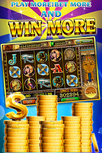 Slot - Pharaoh's Treasure - Free Vegas Casino Slot- screenshot thumbnail