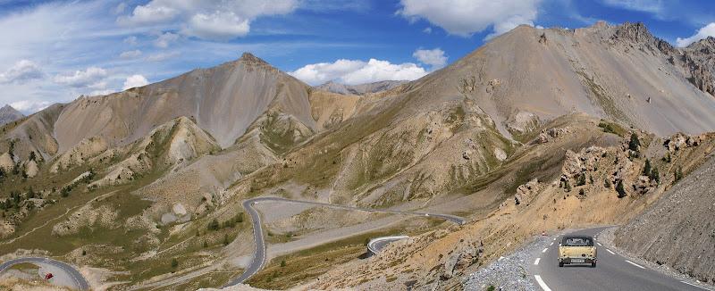 Su e giù dai passi delle Alpi di Amadeus