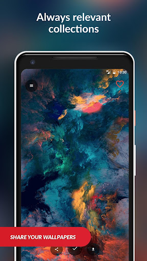 Wallpapers HD (Backgrounds) by Walldroid screenshot 4