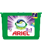 Ariel Color 3-in-1, pods 16 stk