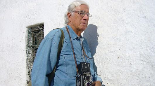 Fallece en Almería el fotógrafo Carlos Pérez Siquier a los 90 años
