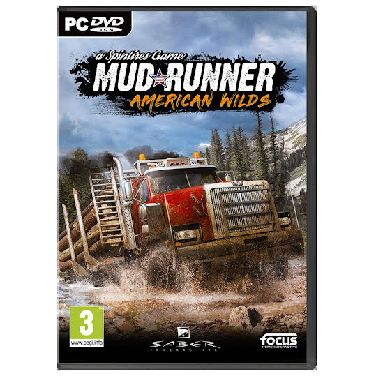 MudRunner American Wilds Edition (PC)