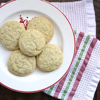 Cardamom Cookies.