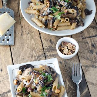 Whole Wheat Pasta With Mushrooms Recipes