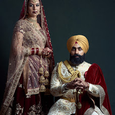 Wedding photographer Dalbir Virdee (sikhanddread). Photo of 06.04.2018