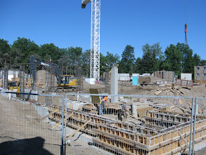 Photo: Busy overall site July 10, 2012