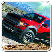 4x4 Mountain Climb Racing 3D