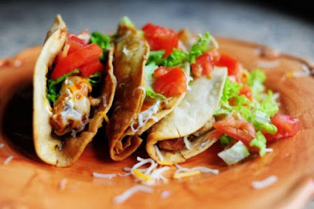 My Brother's Chicken Tacos Recipe