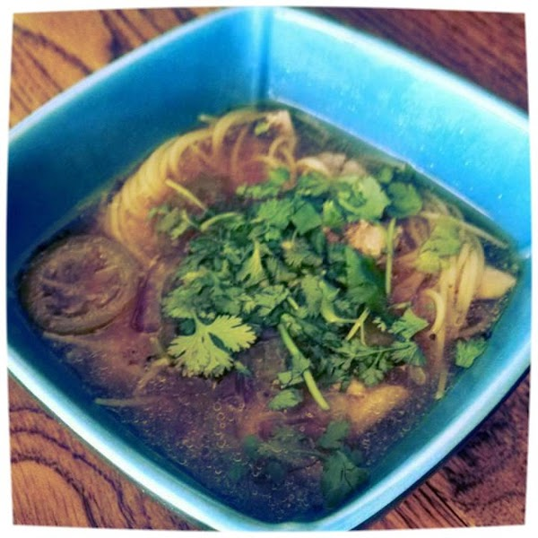 Mexican Chicken Noodle Soup Recipe