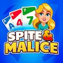 Spite & Malice Card Game icon