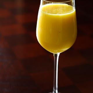 Naked Orange Mousse