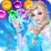 Jeu de la reine de glace Bubble Shooter