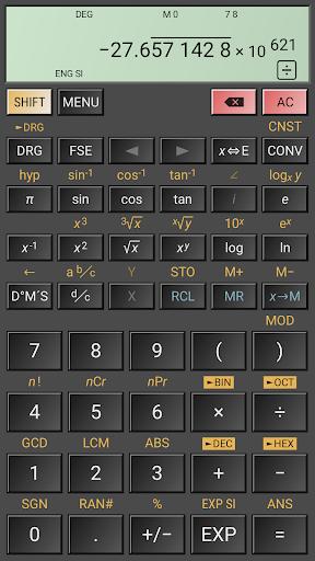 HiPER Scientific Calculator 6.1.1 screenshots 3