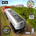 Oil Tanker Truck Driver 3D - Free Truck Games 2020 icon