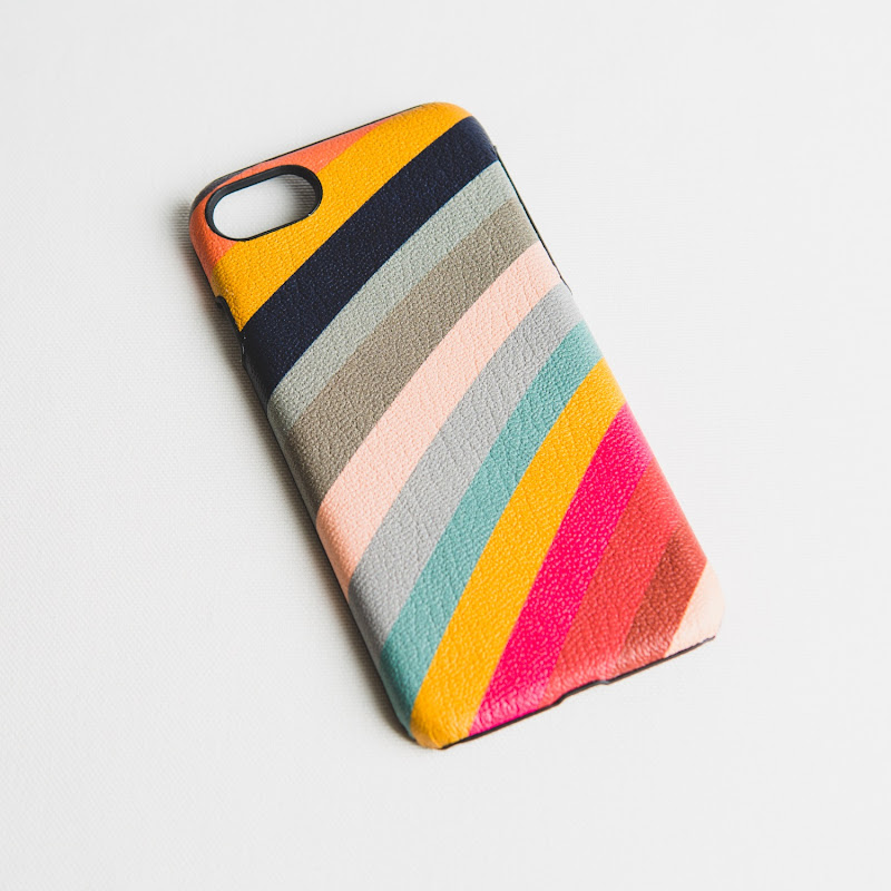 iPhone cover Paul Smith