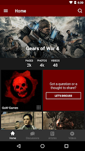FANDOM for: Gears of War - náhled