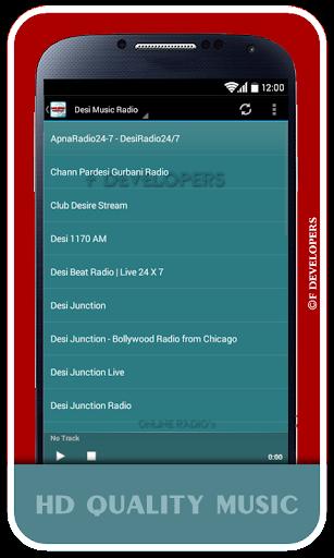 Desi Music Radio - Live Radios