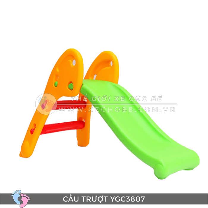 Cầu tuột cho trẻ em mini YGC-3807 9