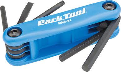 Park Tool AWS-9.2 Fold-Up Hex Wrench Set alternate image 1
