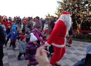 Photo: Babbo Natale, aka Santa Claus