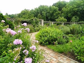 Photo: Beautiful flower garden at Wegerzyn Gardens in Dayton, Ohio.