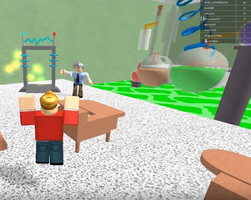 Download New Roblox Escape School Obby Tips For Pc