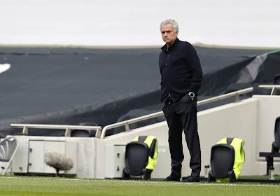 José Mourinho à l'AS Roma, Gianfranco Zola réagit