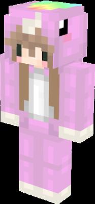 unicorn chibi   Nova Skin