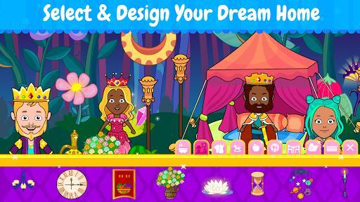 Tizi Town: My Princess Dollhouse Home Design Games 1.1 screenshots 8