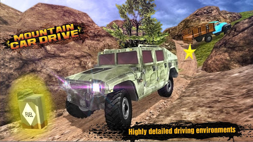 Mountain Car Drive 2019 1.4 app download 2