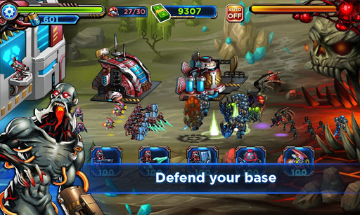 Robot Vs Zombies Game 102.0.20180423 screenshots 27