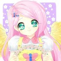 Princess Fluttershy Dress up icon