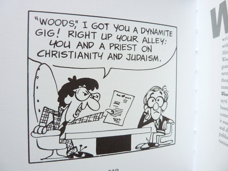 """Photo: Jewish Images in the Comics by Fredrik Strömberg  http://www.fantagraphics.com/jewishimages  424-page black & white 6"""" x 6"""" hardcover • $26.99 ISBN: 978-1-60699-528-0 - Detail."""