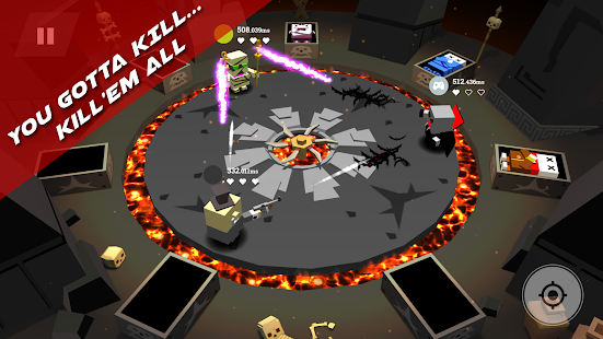 Kill 'em All Screenshot