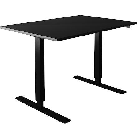 Skrivbord el svart 1200x800