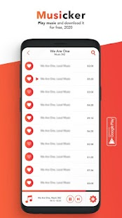 Free Music Downloader – Mp3 Music Download Screenshot