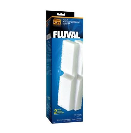 Filterpatron Ytterfilter Fluval FX4/FX5/FX6